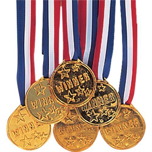 Winners Award Medals